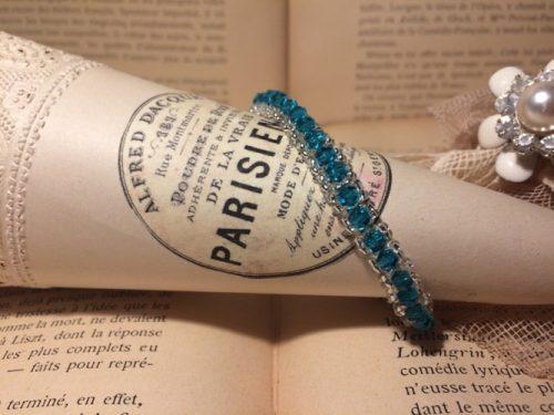 bracelet-swarovski-bleu
