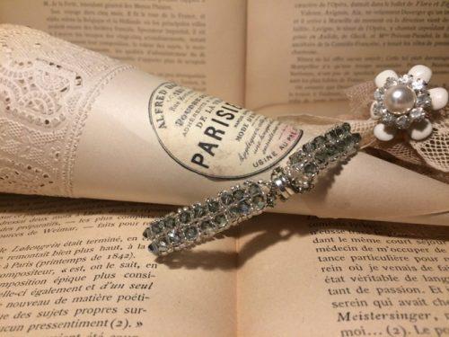 bracelet-swarovski-double-rang-gris-clair
