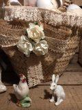 panier fleur blanche 2