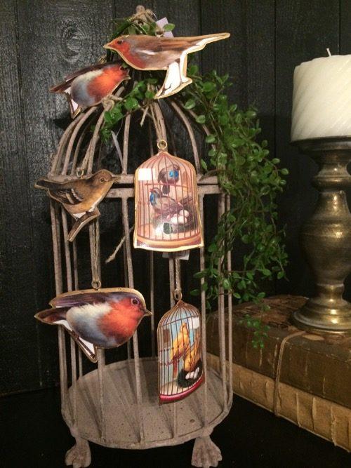 oiseaux à suspendre 2