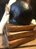 skull tête de mort noire 4