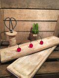 planche présentoir bois naturel