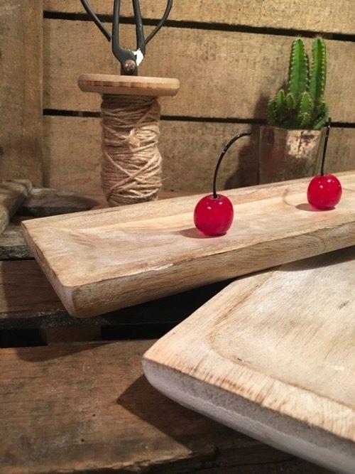 planche présentoir bois naturel 4