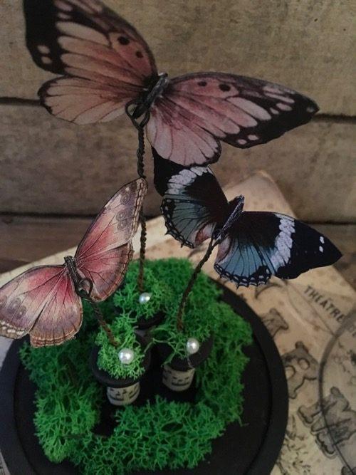 globe papillons 3