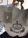 sac toile royal noir 2
