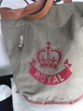 sac toile royal rouge 2
