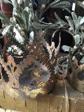 couronne baroque metal doré 1