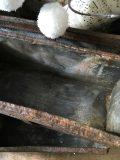 plateau tiroir rangement usine ancien 3