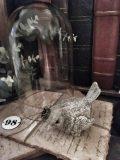 oiseaux couronne en résine 3