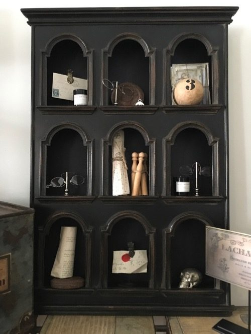Cabinet de curiosités Ateliers Davoy
